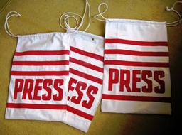 Press Bag homemade
