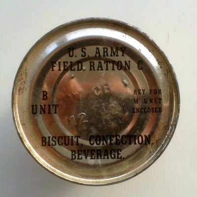 top c ration 1942