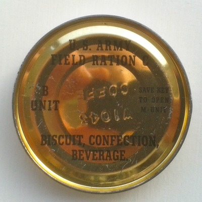 top c ration 1943