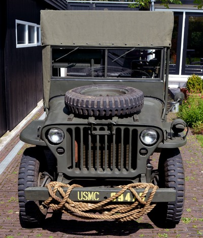 usmc amb jeep canvas top 3