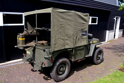 usmc amb jeep canvas top 5